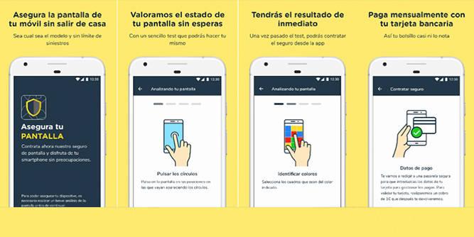 Grupo MASMOVIL lanza un innovador seguro de pantalla para teléfonos móviles