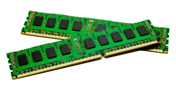 la memoria RAM es la memoria temporal del ordenador