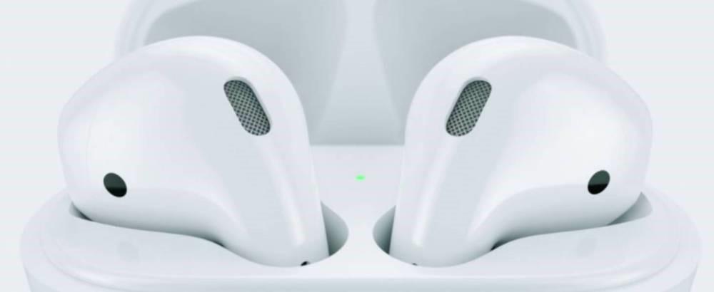 airpods, uno de Los mejores regalos tecnológicos para San Valentín