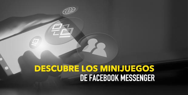 minijuegos Facebook Messenger