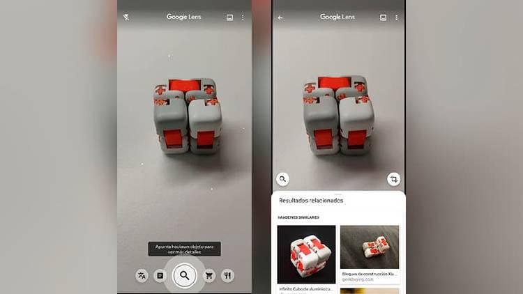 Google Lens, el lector inteligente en la cámara de tu móvil