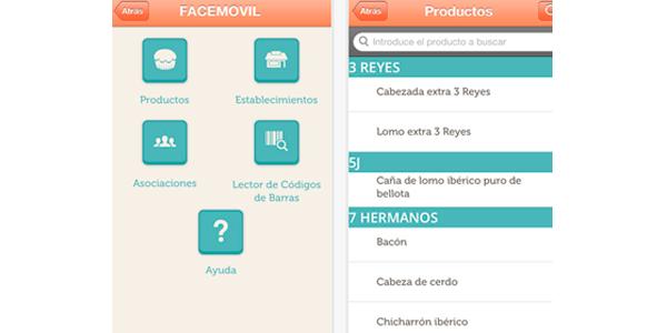 app para celiacos | Facemovil