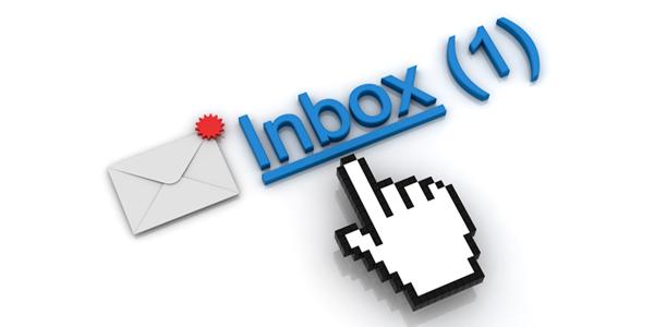 Completar los campos de un email