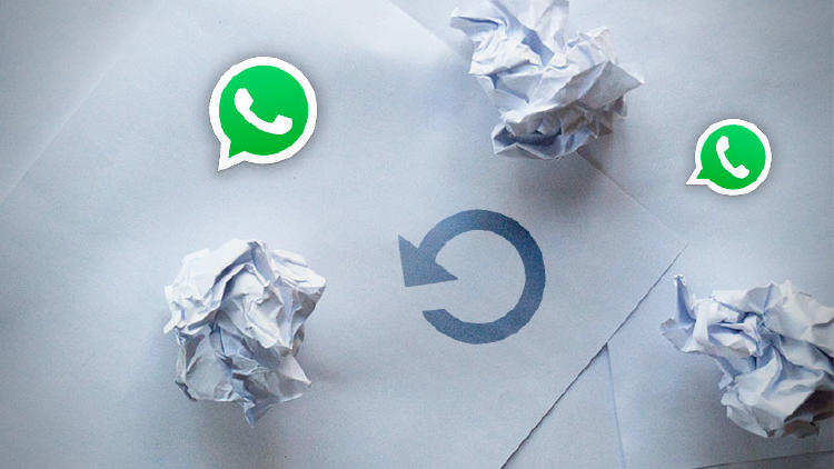 restaurar chats conversaciones WhatsApp
