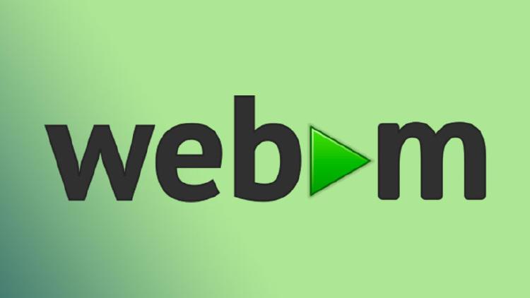 formato webM