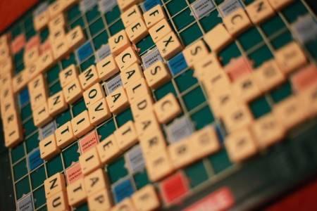 juego de palabras scrable