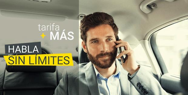 tarifas móviles con llamadas ilimitadas