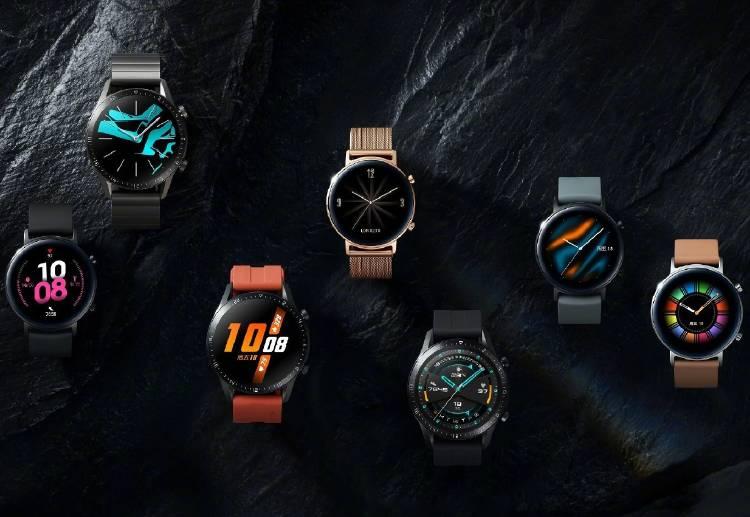 Smartwatch semana de batería Huawei
