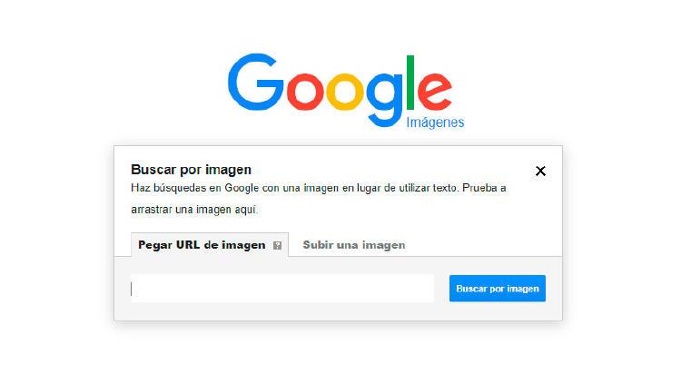 buscar por imagen google en una búsqueda inversa