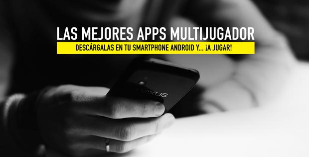Mejores aplicaciones multijugador