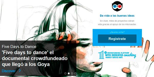 ulule | las mejores plataformas de crowdfunding