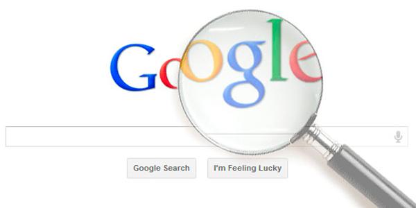 busqueda google | borrar datos de internet
