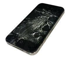 iphone de apple roto