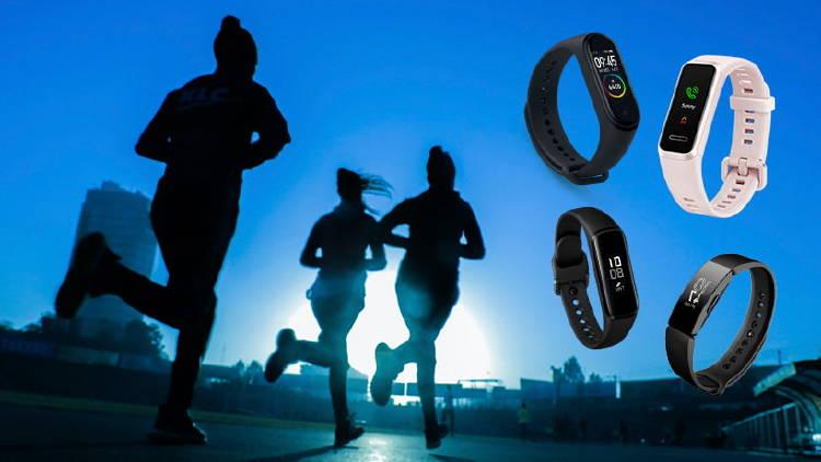 comparativa pulseras deportivas smartband