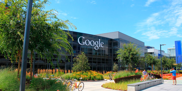 google en silicon valley