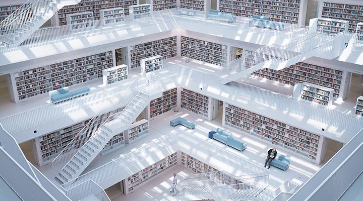 Día de la biblioteca: cómo es la profesión de bibliotecario