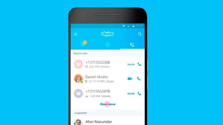 Mejores apps para hacer videollamadas con amigos y familiares skype