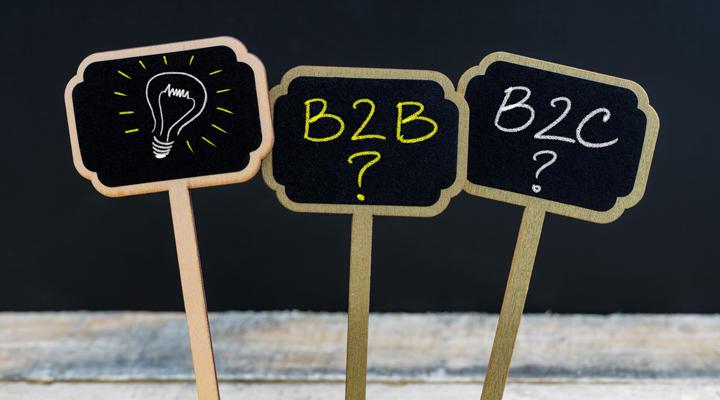Trucos y consejos para elegir entre B2B y B2C y triunfar como autónomo