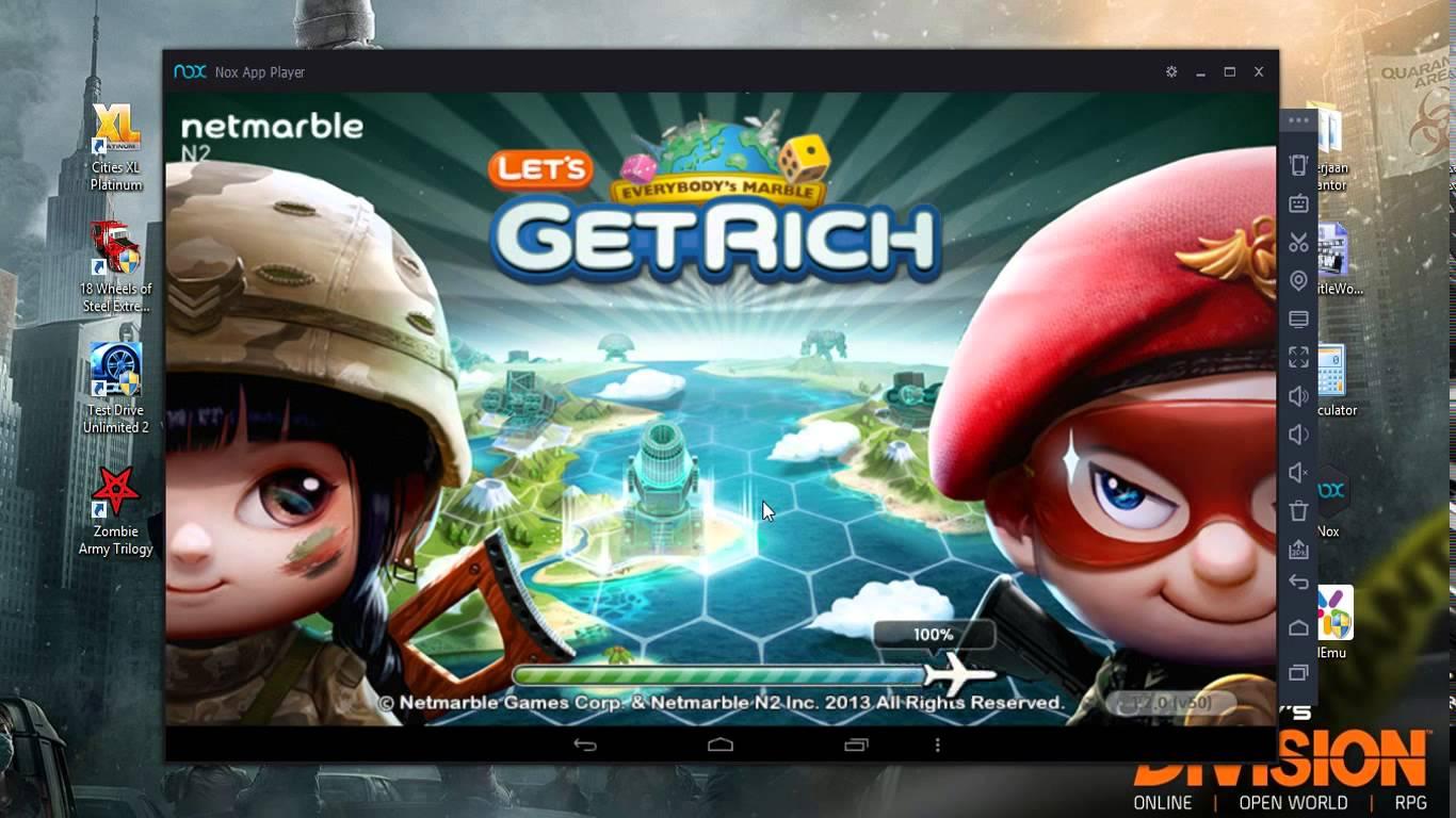 ¿Quieres jugar a los juegos de Android en tu PC? ¡Te enseñamos!   Nox App Player