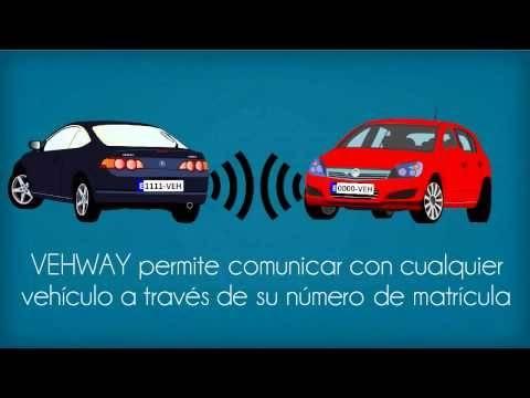 aplicación para aparcar | vehway