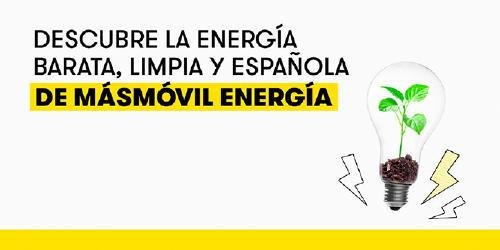MÁSMOVIL ENERGIA PRECIO