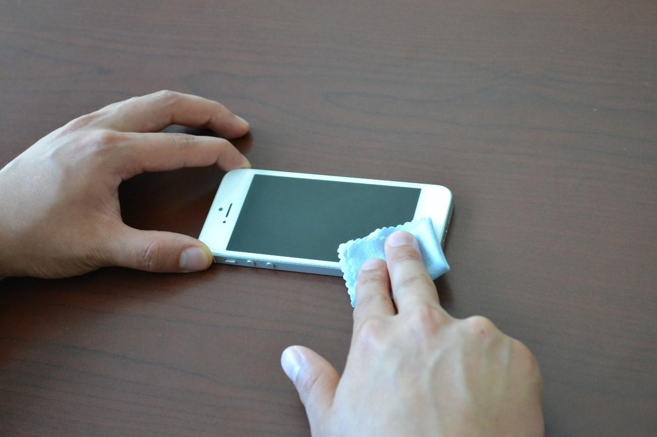 Smartphone usuario