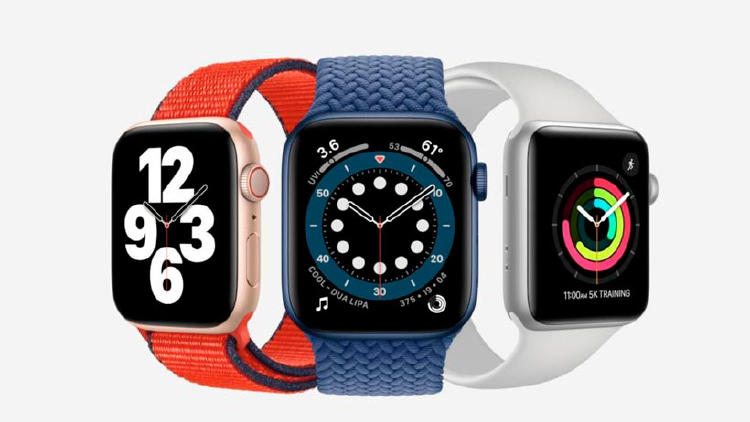 apple watch se colores
