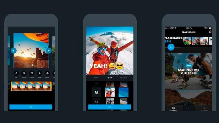 Los mejores editores de vídeo para móviles Android