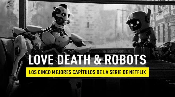 POST love death robots