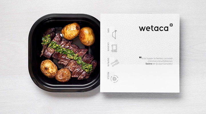 Wetaca, la empresa de tuppers que revoluciona el sector