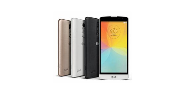 nuevo smartphone lg bello