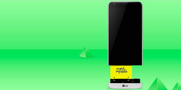 LG G5 modulo batería | Batería LG G5