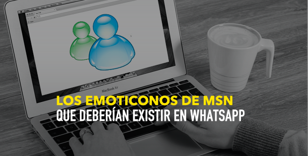 Emoticonos que estaban en Messenger y deberían estar en Whatsapp