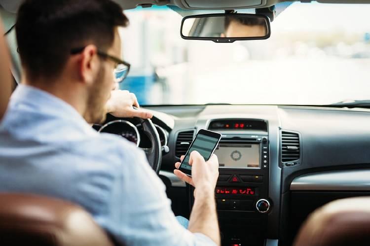 Cómo tu smartphone te ayuda a saber el tráfico