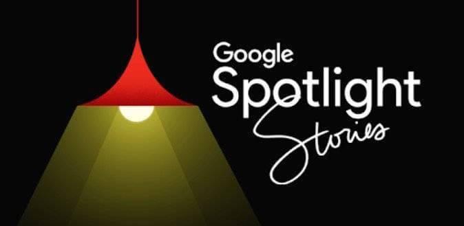 Google historias en realidad virtual