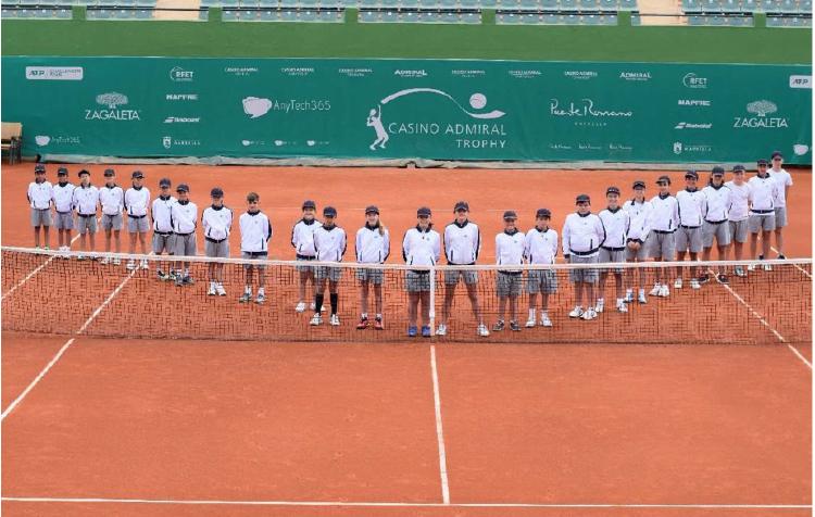 MÁSMÓVIL patrocinador oficial del torneo de Tenis Marbella Open