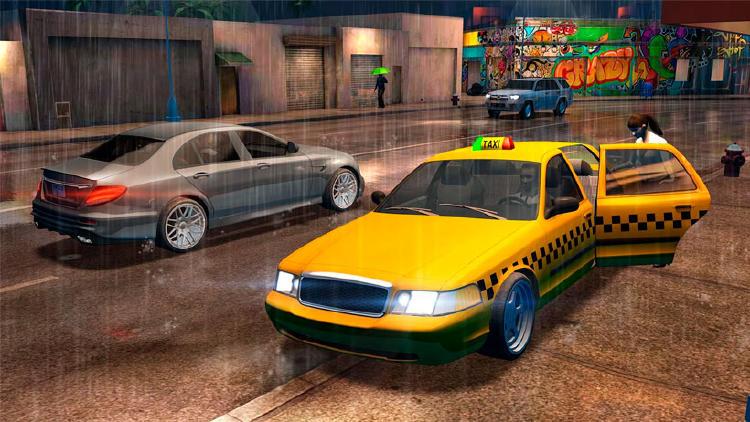 simulador taxi