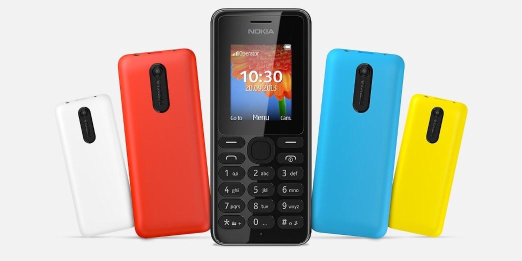 móvil para mayores   Nokia 108
