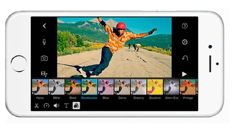 editar videos iphone