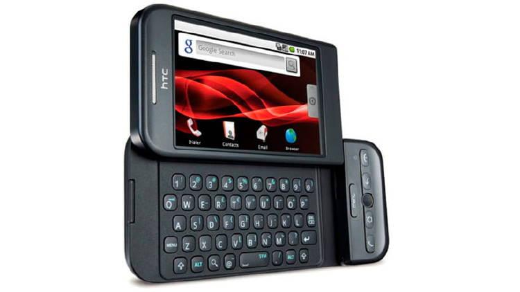 HTC Sense la historia de HTC