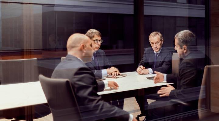La importancia de aparecer a una asociación de directivos