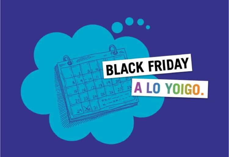 Los terminales más atractivos de todas las gamas por ser Black Friday con ahorros superiores a los 400 € con Yoigo