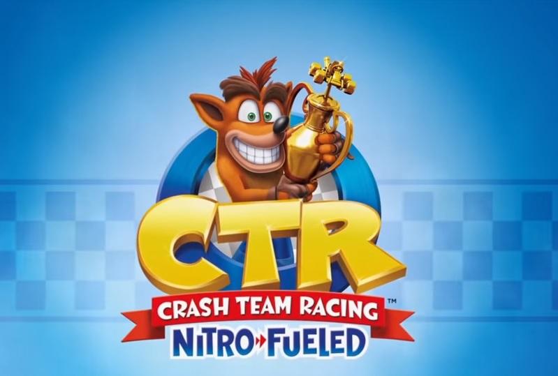 Crash Team Racing vuelve con fuerza para PlayStation 4