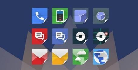 iconos móvil | 1 color