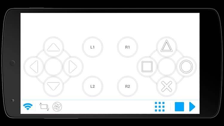 Convierte tu móvil Android en un mando para videojuegos
