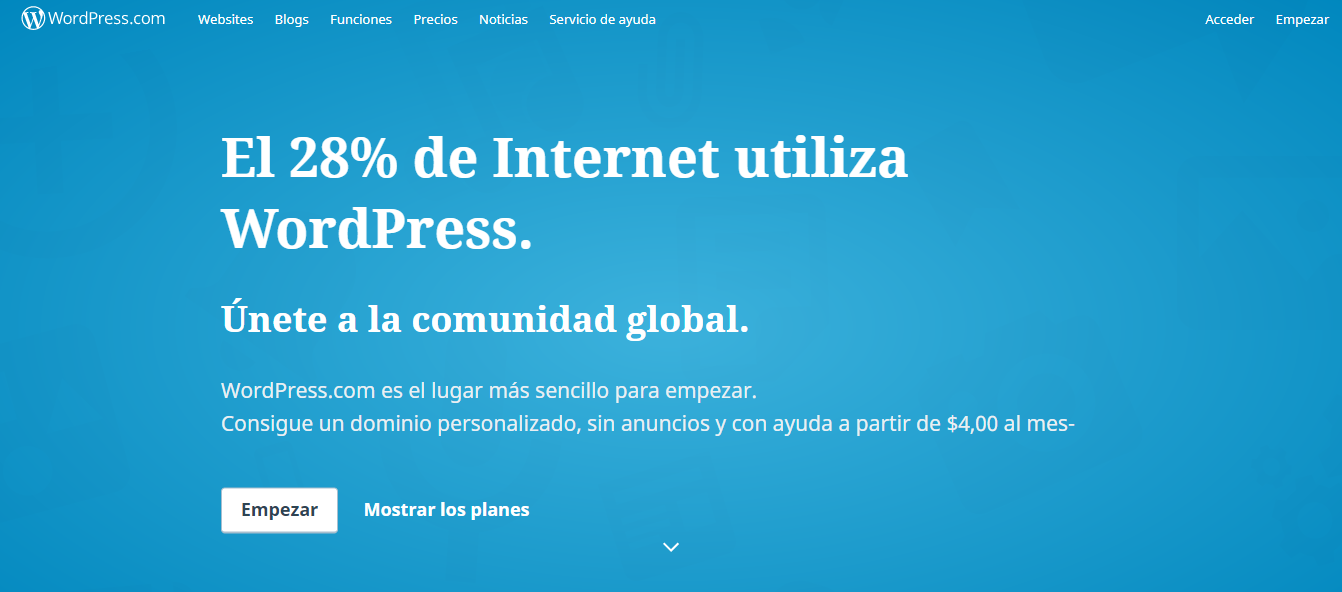 usuarios de wordpress