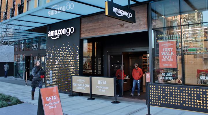Todo lo que debes saber sobre Amazon Go