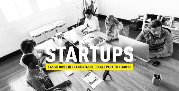 Herramientas de Google para startups en español