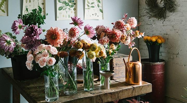 Colvin, la startup que ha revolucionado el sector de la floristería