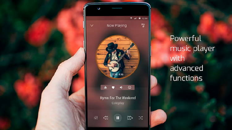 reproducto mp3 app musica